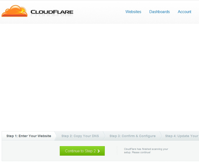 CloudFlare使用教程